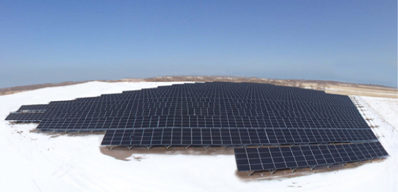 苫小牧太陽光発電所