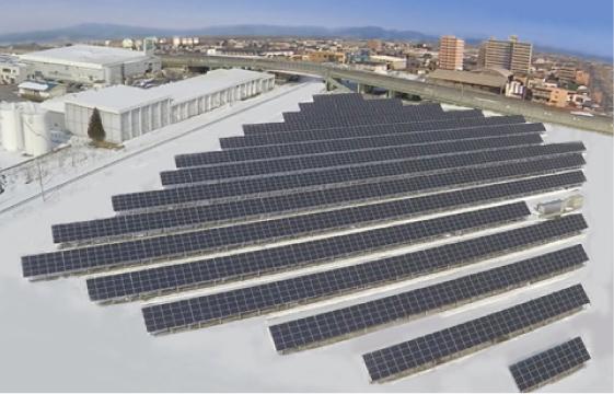 永山太陽光発電所